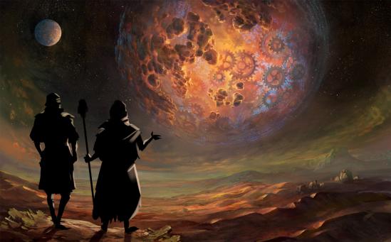 Apocalypse, by Ksenia Mamaeva